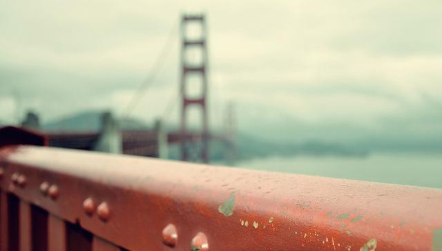 """""""Golden Gate Bridge"""" by Alexis Fam"""