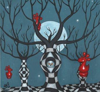 Chess-Nut Forest @ Dusk