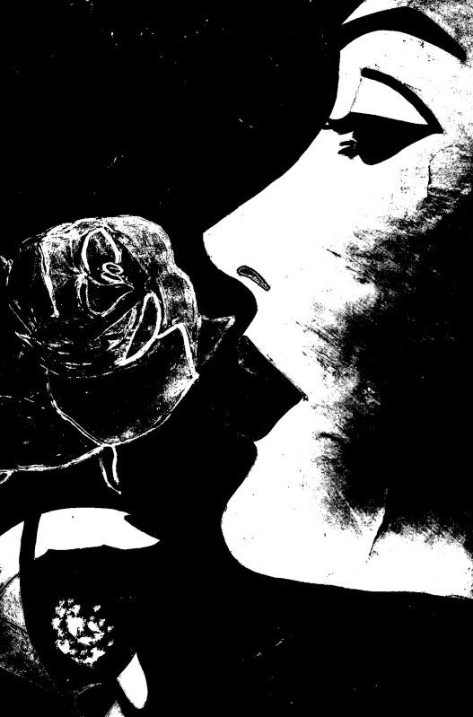 lady-rosesandeep-mishra