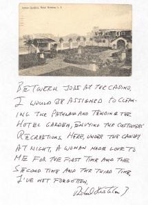 Arverne Hotel Garden